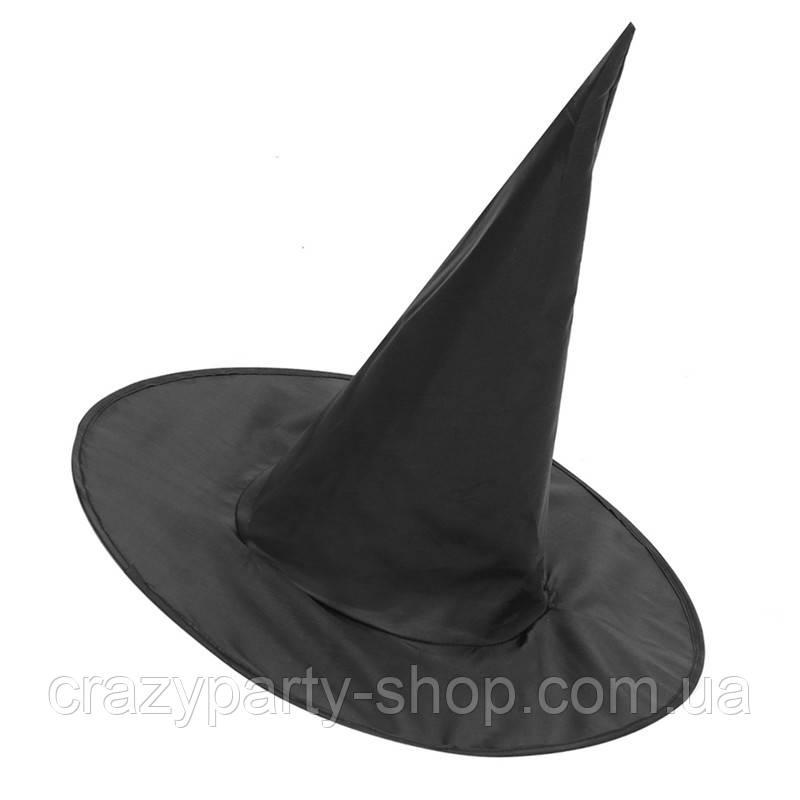 Колпак   черный  чародея волшебника ведьмы Гарри Поттера