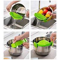 Кухонный силиконовый друшлаг Better Strainer R187047