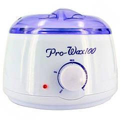 Воскоплав Pro-wax 100 для воска в банке Белый 005482, КОД: 226137