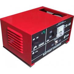 Пуско-зарядное устройство Edon CB-40 Красный, КОД: 765564