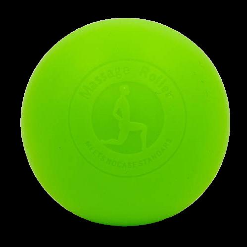 Массажный мяч Lacrosse Ball Roller 6,5 см для массажа спины и триггерных точек (FI-7072)