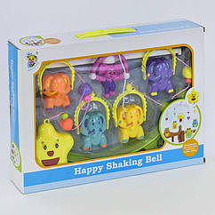Мобиль Happy Shaking Bell D139 2-D139-71433, КОД: 127339