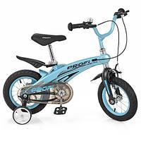 Велосипед детский 12 Profi LMG12121 Голубой intLMG12121, КОД: 130368