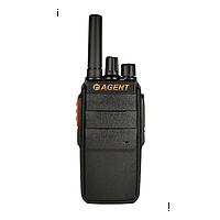 Рация Agent 004 UHF (гарнитура + две антенны), фото 1