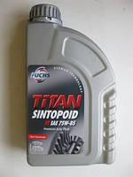 Трансмиссионное масло TITAN SINTOPOID FE 75W-85 1л