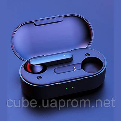 Xiaomi QCY T3 з TWS для 3D стереозвуку Бездротові Bluetooth 5.0 Навушники купити в наявності Україна