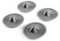 Крышка пластиковая для шурупов d 3,5-5 мм   LA_Кришка пласт.зелена POZIDRIV  [94000000094Z000000]