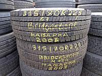 Грузовые шины Bridgestone (наварка) задние