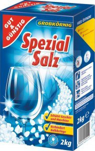 Соль для посудомоечной машины G&G Spezial Salz 2 кг