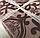 """Постельное белье """"Премиум"""" (11758) двуспальный евро 200х220 жаккард+сатин (хлопок 100%) KRISPOL Украина, фото 9"""