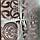 """Постельное белье """"Премиум"""" (11758) двуспальный евро 200х220 жаккард+сатин (хлопок 100%) KRISPOL Украина, фото 10"""