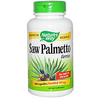 Экстракт Со Пальметто, Nature's Way, 585 мг, 180 капсул