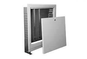 Шкаф коллекторный врезной   760х580х110  (на 8-10 выходов)