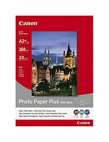 Фотобумага Canon SG-201 A3+ Полуглянцевая 1686B032, КОД: 198092