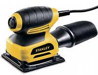 Шлифовальная машина вибрационная сетевая STANLEY  220 Вт