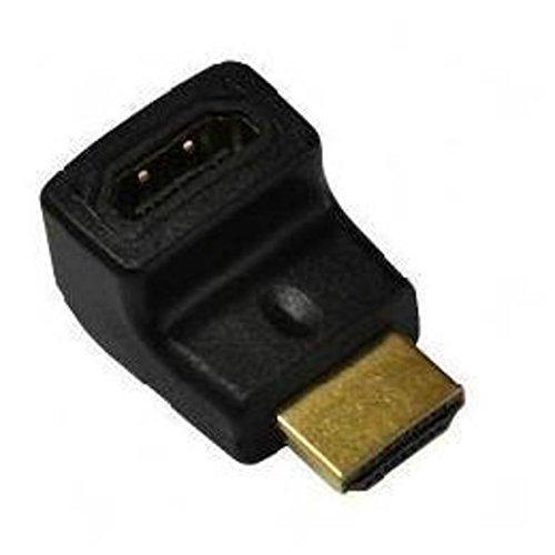 Переходник HDMI to HDMI L-коннектор NILOX