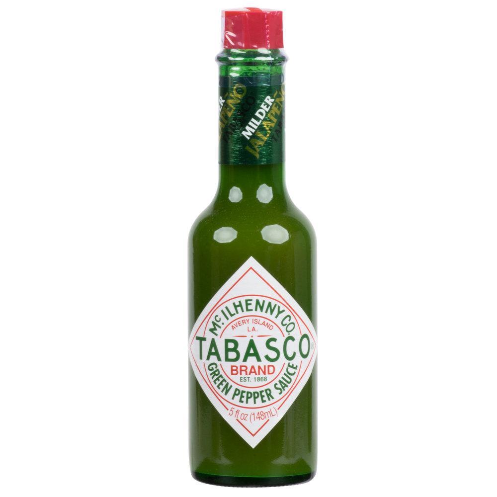 Острый соус Tabasco Milder Jalapeno 148 ml