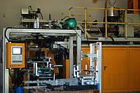 Экструзионно выдувной станок  непрерывного типа  для производства канистр Б.У