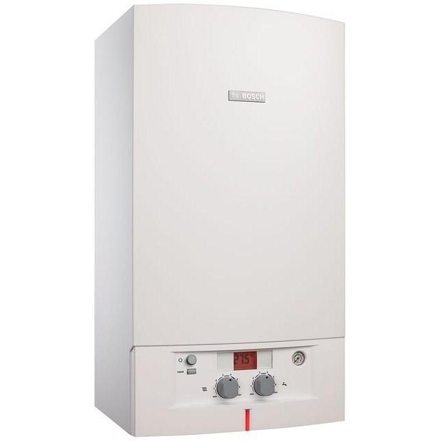 Газовый котел BOSCH Gaz 4000 W  с мощностью 22 кВт (220 кв.м)