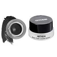 Кремовая подводка Artmiss черная №01 (Fluent Long-wear Eyeliner Cream), 5.5гр
