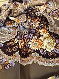 Час чудес 1882-2, павлопосадский вовняну хустку з шовковою бахромою, фото 7
