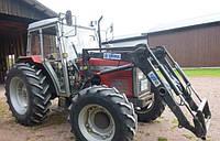 Трактор Massey Ferguson 375-4+L1, 1989 г.в., фото 1