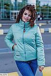 Куртка женская плащёвка+подкладка  размер 48-50, 52-54, 56-58, 60-62, фото 2