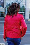Куртка женская плащёвка+подкладка  размер 48-50, 52-54, 56-58, 60-62, фото 4