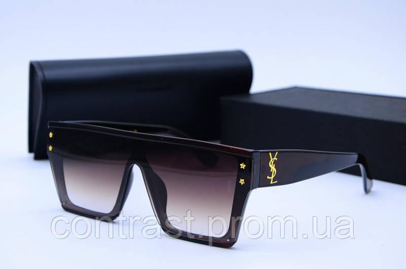 Солнцезащитные очки YSL 58 кор