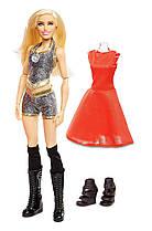 Кукла Рестлер WWE Superstars Шарлотт Флэр Charlotte Flair Mattel FJC05