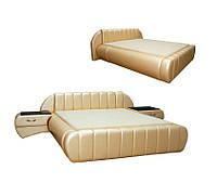 Кровать Купидон с тумбами