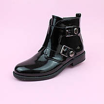 Ботинки демисезонные на девочку розовые тм Bi&Ki размер 37,38, фото 2