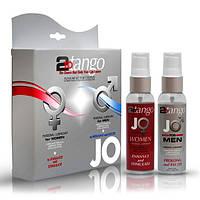 Набор интимных лубрикантов для пар System JO 2 to Tango Couples Kit, фото 1