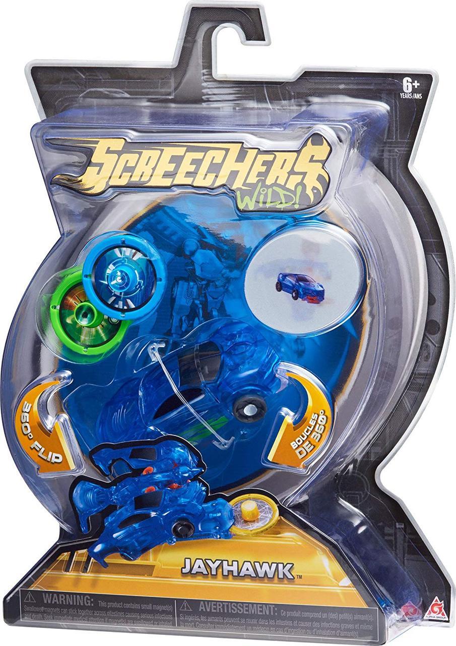 Дикие Скричеры Джейхок Jayhawk Screechers Wild L-1(оригинал США)