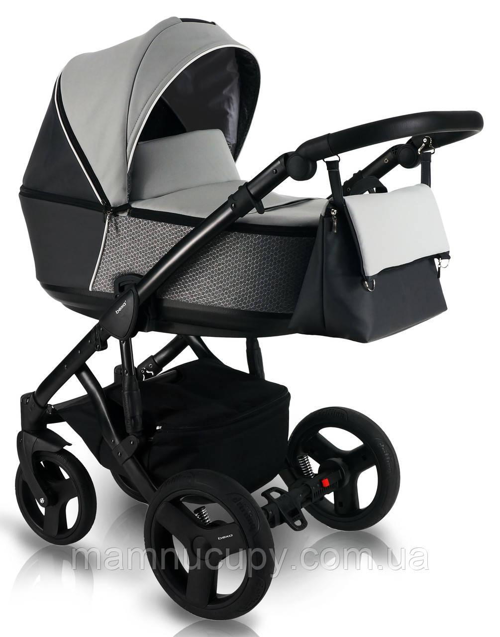 Универсальная детская коляска  2 в 1 Bexa Fresh Eco FL 311