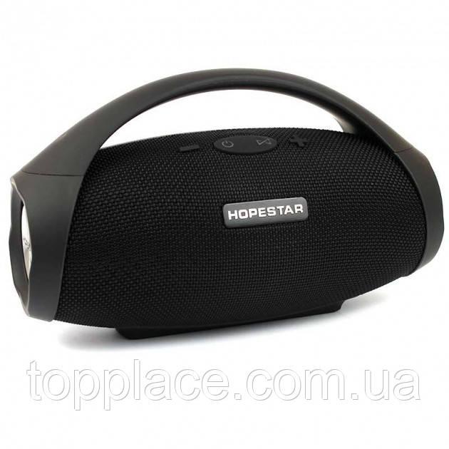 Портативная колонка Hopestar h32, Black