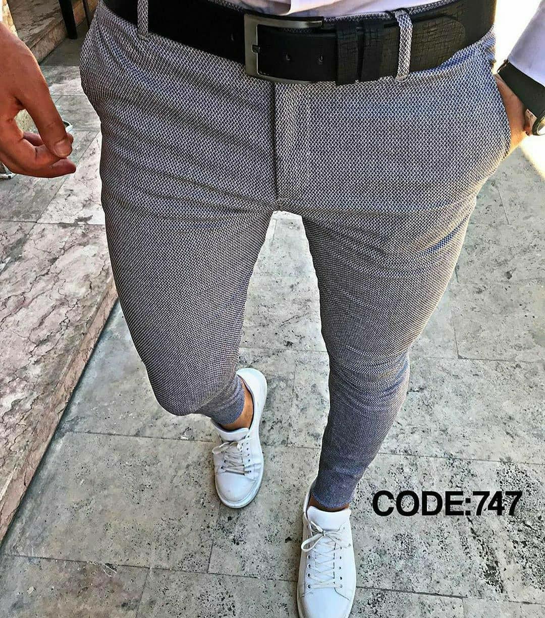 😜Брюки - штани чоловічі сірі
