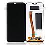 Оригинальный дисплей (модуль) + тачскрин (сенсор) для Huawei Honor 10 | COL-L29 (черный, без отпечатка пальца)