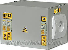 Трансформатор понижающий ЯТП-0,25 2АВ 220/12v