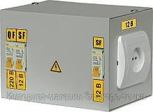 Трансформатор понижающий ЯТП 220/12в 0,25 кВт