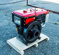 Двигатель ДД180В 8л.с.(ручной стартер), фото 1