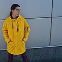 Плащ женский желтый, бренд ТУР модель Jack, фото 2