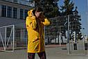 Плащ женский желтый, бренд ТУР модель Jack, фото 4