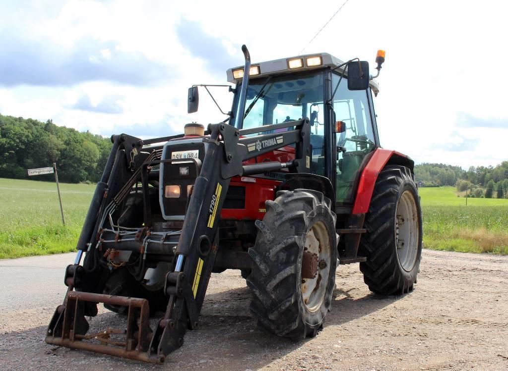 Трактор Massey Ferguson 61501 DYNASHIFT, 1996 г.в.