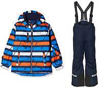 Зимний мембранный комбинезонLEGOWear(Дания) для мальчика 140, 146 см раздельный лыжный комбинезон, фото 1