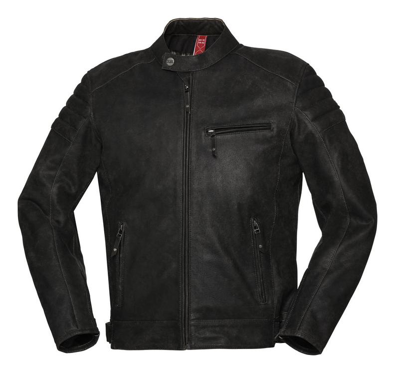 Мотокуртка кожаная IXS Cruiser (Black)