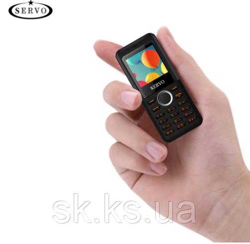 Servo M25 (2 sim) - bluetooth  мини телефон