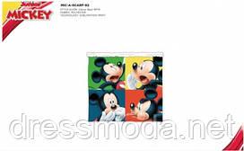 Теплий зимовий шарф-снуд для хлопчиків Mickey 21 х 48,5 см
