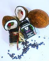 Скраб для лица и тела на основе Кокосового масла и натурального кофе
