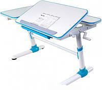 Дитячий стіл-трансформер FunDesk Invito .Блакитний,Рожевий.Сірий, фото 1